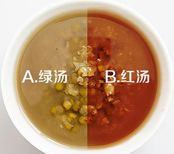 绿豆汤是绿色的还是红色的 绿色的绿豆汤为什么会变红